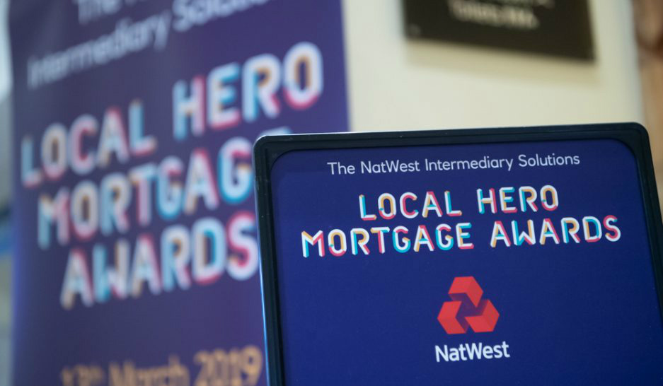 Clark Boyle finalist for NatWest Intermediary Solutions Local Hero Mortgage Awards