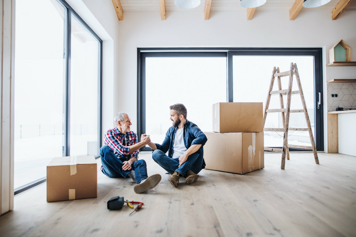 Helping your children get on the property ladder